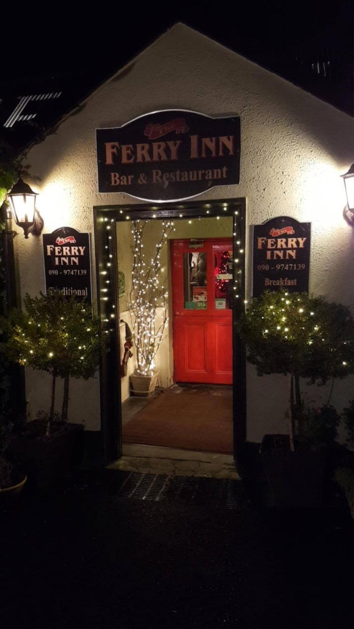 Christmas at The Ferry Inn, Portumna